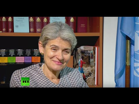 CULTURE OF DESTRUCTION Ft. Irina Bokova, UNESCO Director-General