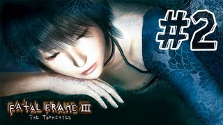 Fatal Frame 3 - Walkthrough Part 2 Hour 1 (The Sign)