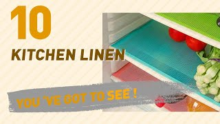 Kitchen Linen, Amazon India Collection // Top 10 Best Selling
