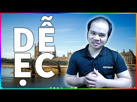 Chế Win 10 Theo ý Muốn