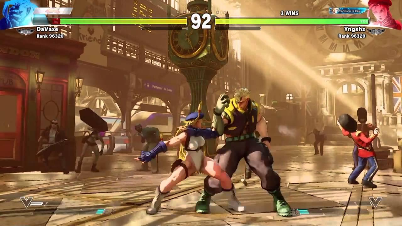 Mortal Kombat X Vs Street Fighter 5 Youtube