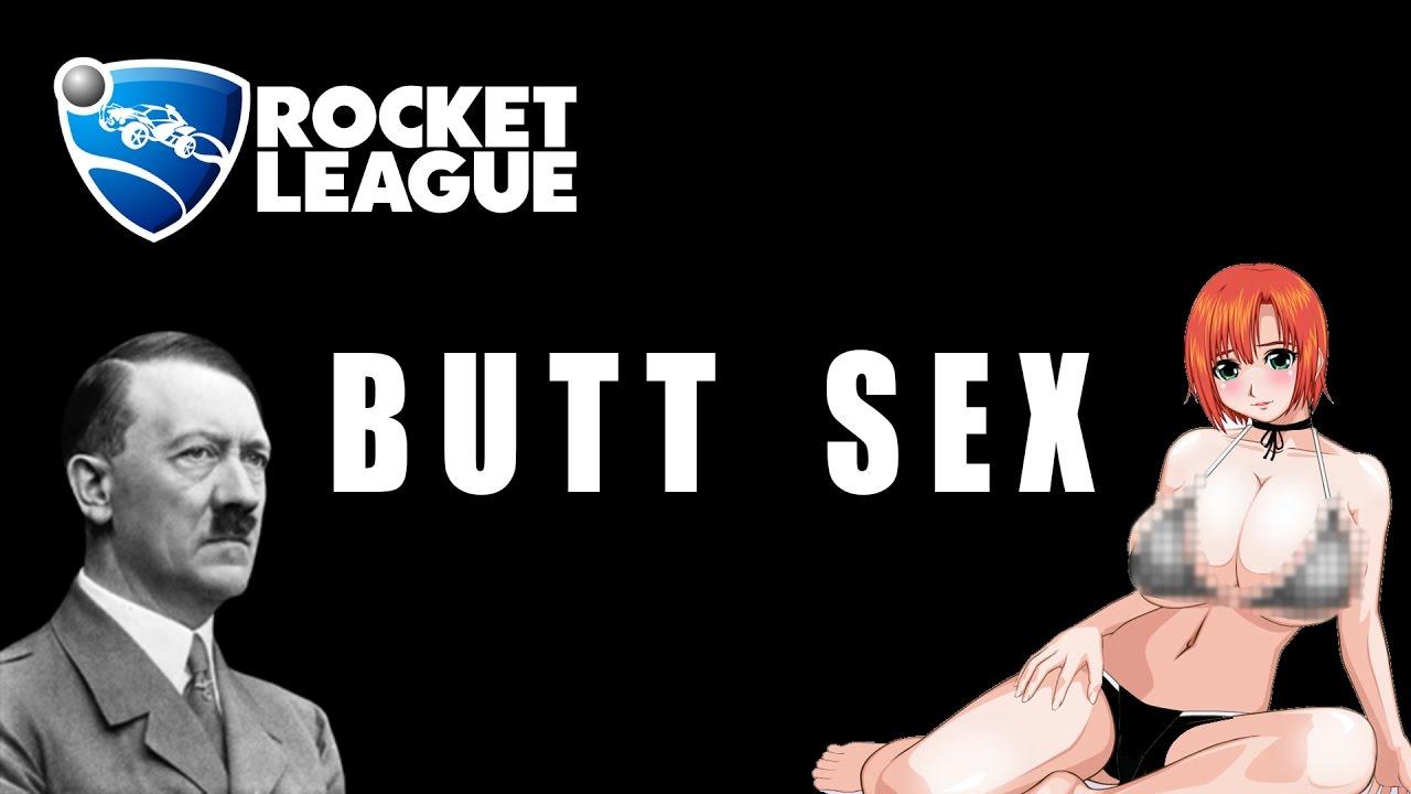 rocket league - butt sex (naughty moments) - youtube
