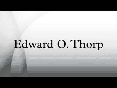 Edward thorp