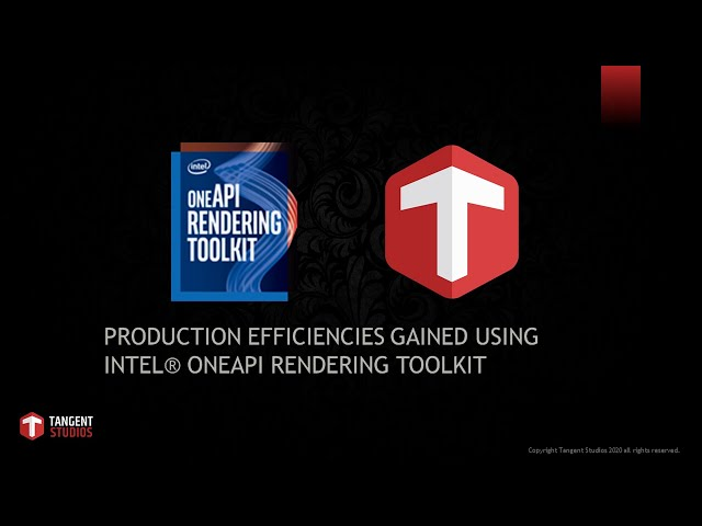 Pushing Filmmaking Boundaries forward with Blender and Intel® oneAPI Rendering Toolkit