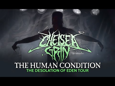"Chelsea Grin - ""The Human Condition"" LIVE! The Desolation Of Eden Tour"