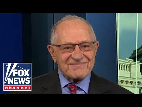 Alan Dershowitz on President Trump's impeachment defense strategy, battle over witnesses