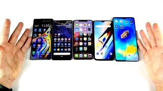 Fastest phones you can buy!