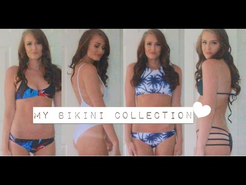 BIKINI COLLECTION TRY ON | ALIEXPRESS TWINKLEDEALS FOREVER21