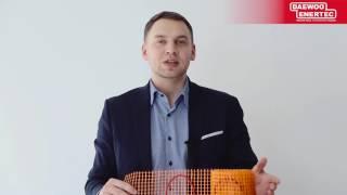 Кабельный мат DAEWOO ENERTEC RAON SYSTEM