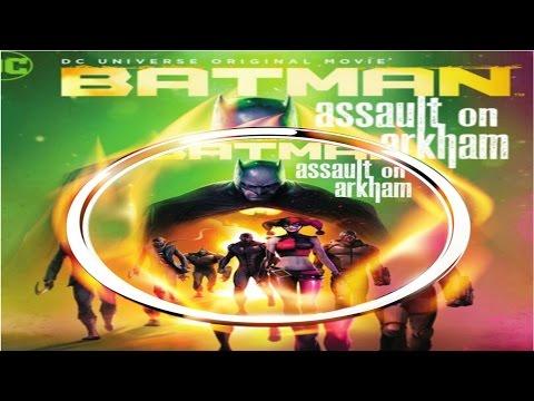 Avant Suicide Squad : Assault on Arkham !