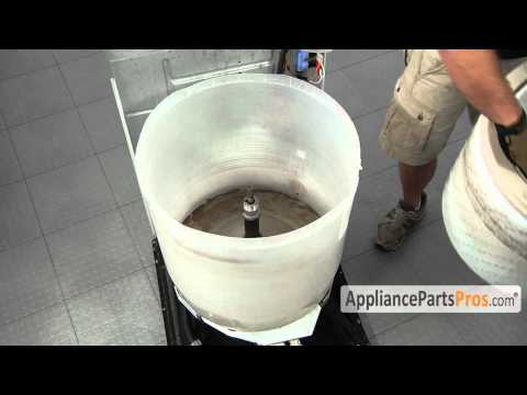 Washer Drive Block (part #WP389140) - How To Replace