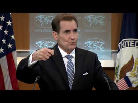 """What about Syrian Christians?"" - Caleb Maupin confronts John Kirby"