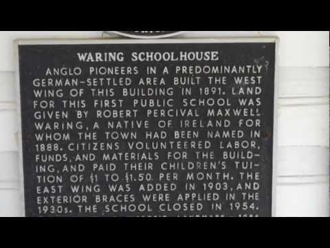 Waring School House
