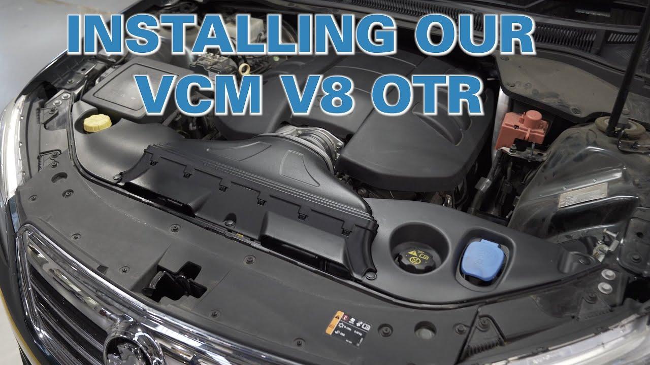 Download DIY INSTALL: VCM V8 OTR