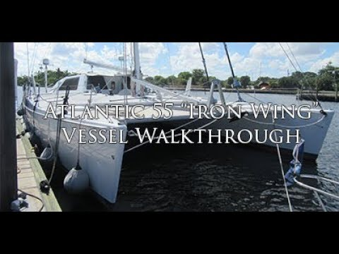Atlantic 55 Vessel Walkthrough
