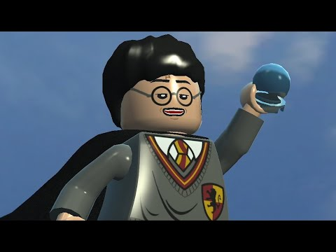 Lego Harry Potter takes some liberties with its source material  