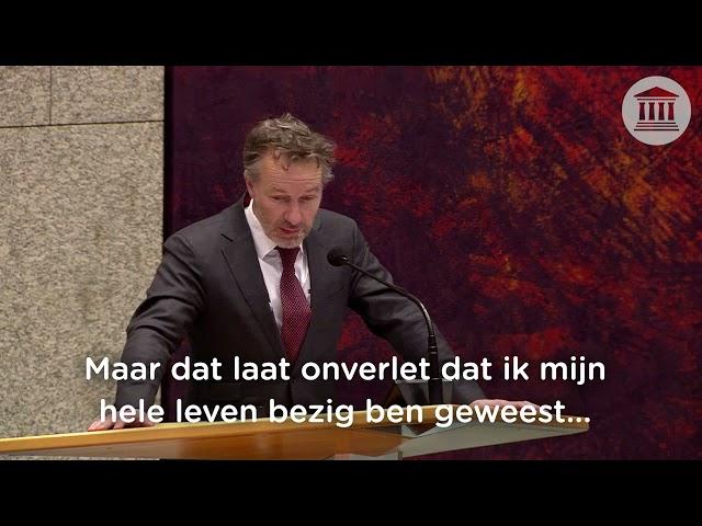 We moeten gas blijven produceren in Groningen en de Groningers ruimhartig compenseren | 14-04-2021