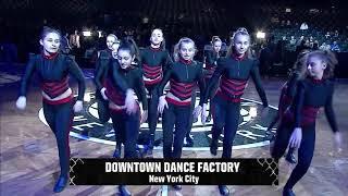"Downtown Dance Factory - ""Swish Swish"""