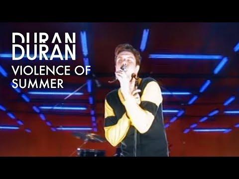 Duran Duran - Violence Of Summer (Official Music Video)