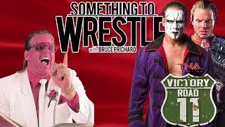Bruce Prichard Shoots on Sting vs Jeff Hardy   TNA Victory Road