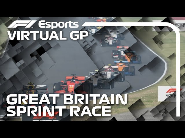 2021 Virtual British Grand Prix: Sprint Race