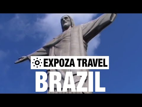 Brazil (South-America) Vacation Travel Video Guide