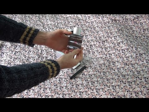 Unboxing Of Federico Mahora 333 Eau De Parfum In 3D 4K UHD