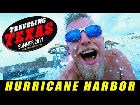 Six Flags Hurricane Harbor POV : Traveling Texas Summer 2017