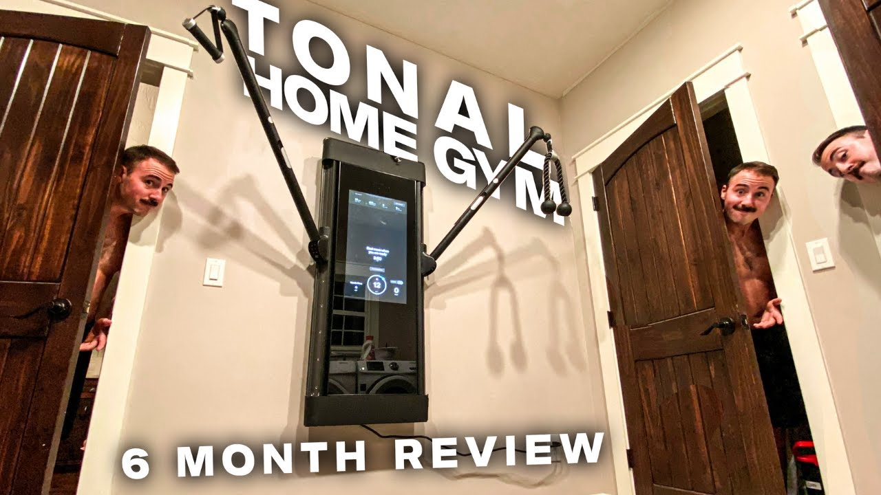 Download Tonal Smart Home Gym Review: The TRUTH After 6 Months