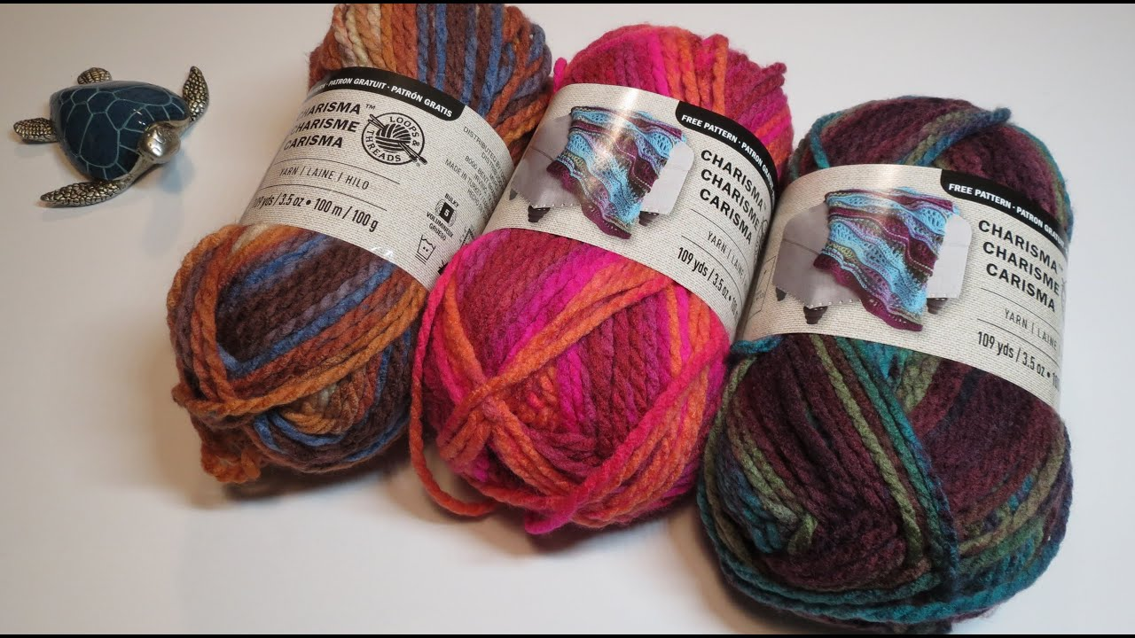 CHARISMA by Loops & Threads: Yarn Review & Completed Projects