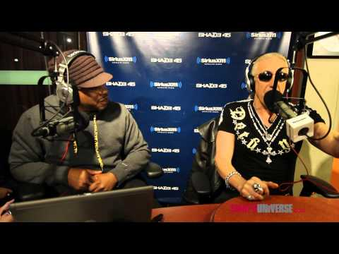 Dee Snider Trash Talks Lou Ferrigno on Sway in the Morning