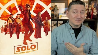 Star Wars Solo Trailer Review and Reaction