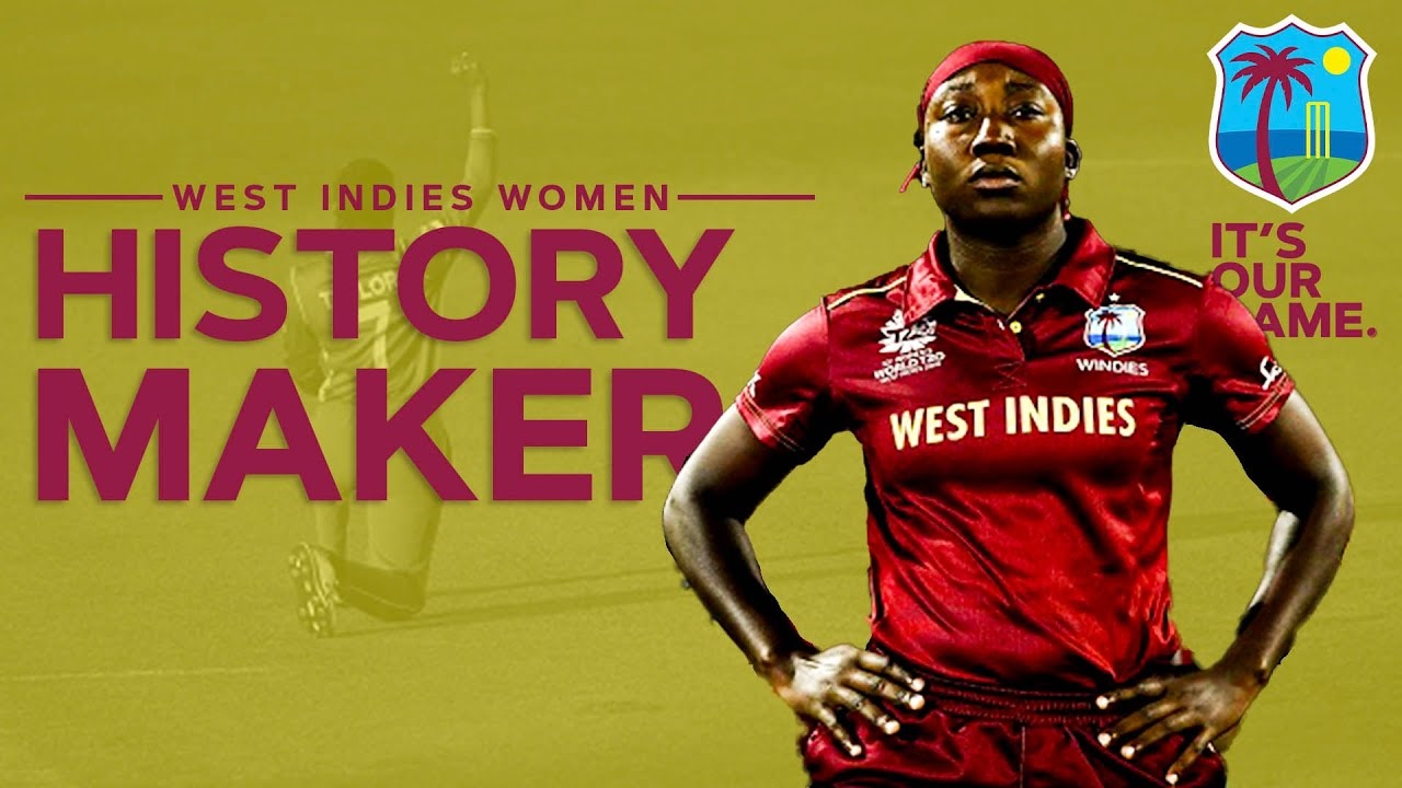 Stafanie Taylor: History-Maker | 2nd Fastest Woman To 3000 IT20 Runs | Exclusive Interview | Windies