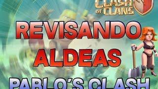 Revisión de aldeas ayuntamiento nivel 8   Pablo´s Clash   Clash of Clans