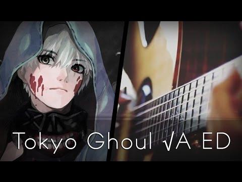 Tokyo Ghoul √A ED (Acoustic Guitar) - Kisetsu wa Tsugitsugi Shindeiku【Tabs】