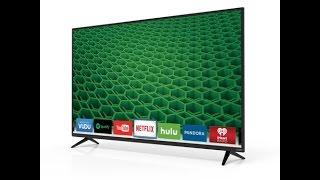 Review of VIZIO D50 D1 50 Inch 1080p Smart LED TV 1080p