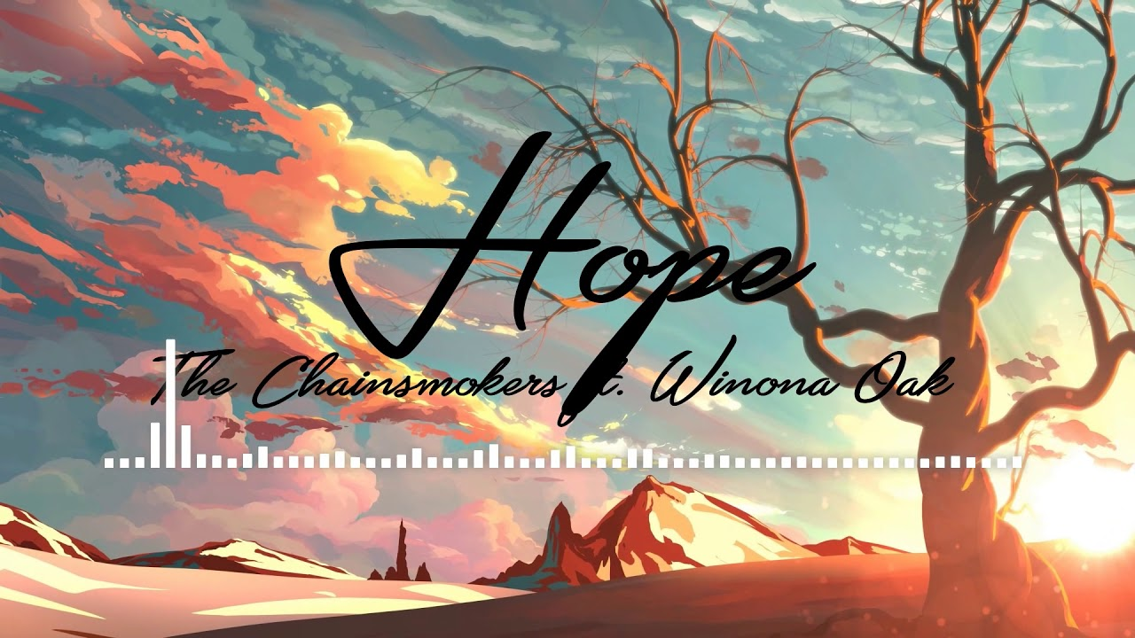 [Lyrics + Vietsub] Hope - The Chainsmokers ft. Winona Oak