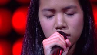 The Voice Kids Thailand - สไปร์ท - อย่าให้เขารู้ - 1 Mar 2015