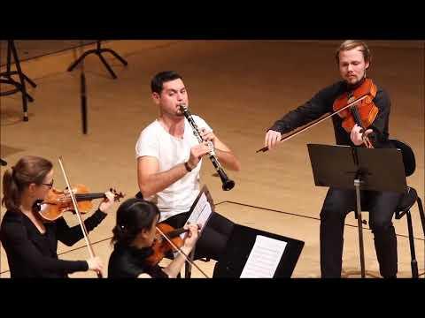 Giovanni Punzi and Cph Phil String Quartet play Verdi La Forza del Destino (From Third Act)