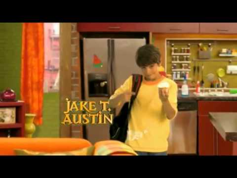 Wizards Of Waverly Place (old) Theme Song HD