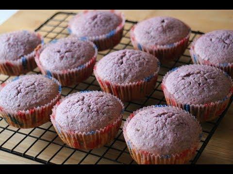 Cupcake Ubi Ungu (Bahasa & English Subtitle) | Suka Suka Amel