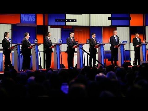 Part 5 of the 9 p.m. Fox News-Google GOP Presidential Debate