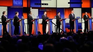 Part 5 of the 9 p.m. Fox News-Google GOP Presidential Debate