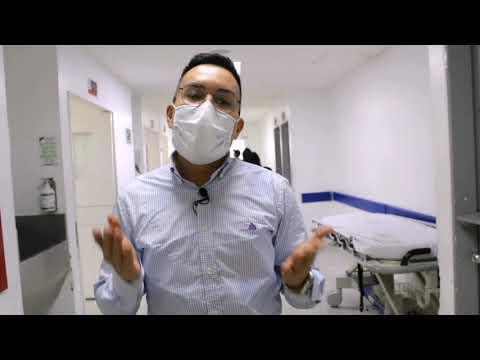 Aumentan pacientes covid en el federico lleras