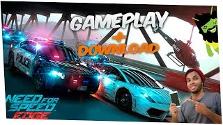 🔴Jogos Android Need for speed edge mobile Gameplay Android