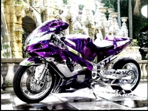 Spectra Chrome Purple Terror Bike Mp4 Youtube