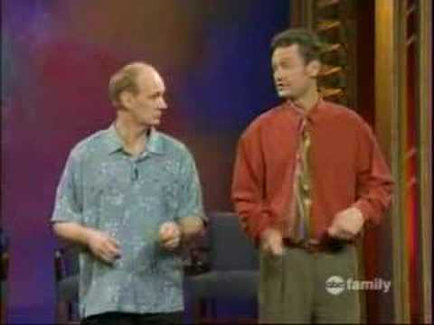 Whose Line Is It Anyway? The Factory