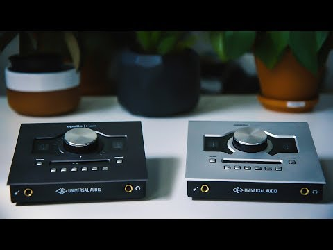 The Universal Audio Apollo Twin Duo Mark II vs the Mark I // Q&A About Interfaces