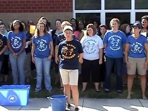 J C Parks Elementary School - ALS Ice Bucket Challenge