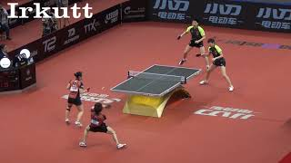 ITTF - 23rd Asian Table Tennis Championships 2017. 9 - 16 April, Wu...